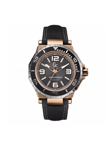 kotsoniskosmimata guess collection aquasport black n rose gold x79002g2s