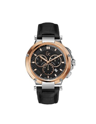 kotsoniskosmimata guess collection gc executive rose gold chronograph x66001g2s