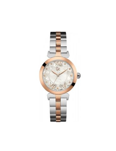 kotsoniskosmimata guess collection gc purechic metal gynaikeio roloi y19002l1