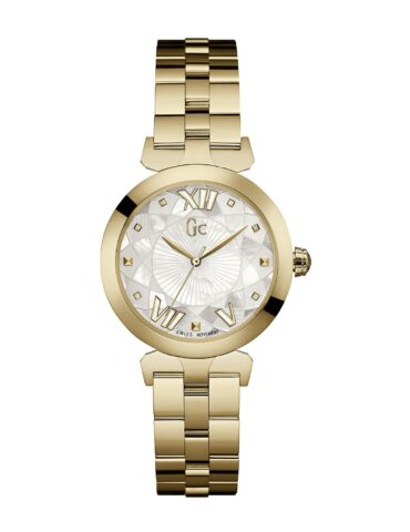 kotsoniskosmimata guess collection gc purechic metal gynaikeio roloi y19003l1