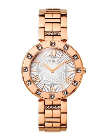 kotsoniskomimata vogue stones rose gold stainless steel bracelet 81059 4