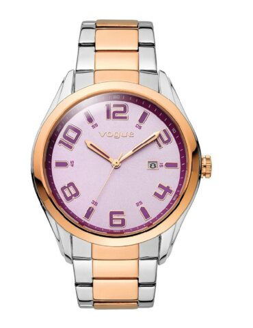 kotsoniskosmimata vogue fresh two tone stainless steel bracelet 77013 3